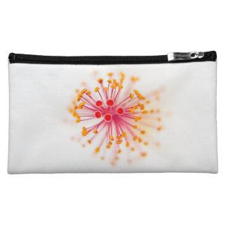 Hawaiian Hibiscus Cosmetic Bag