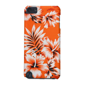 Hawaiian Hibiscus Flower Background iPod Touch 5G Case