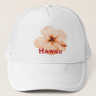 Hawaiian Hibiscus flower hat