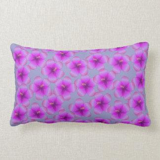 Hawaiian Hibiscus Lumbar Pillow