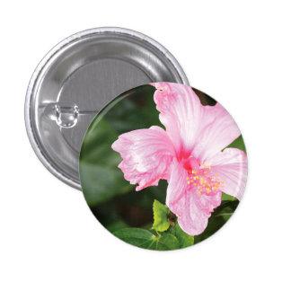 Hawaiian Hibiscus Pinback Button