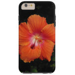 Hawaiian Hibiscus Tough iPhone 6 Plus Case