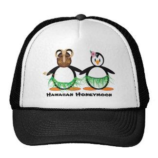 Hawaiian Honeymoon Trucker Hat