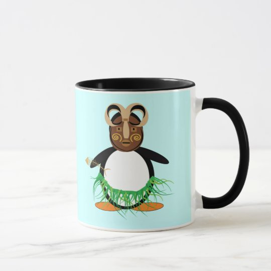 Hawaiian Honeymoon Mug