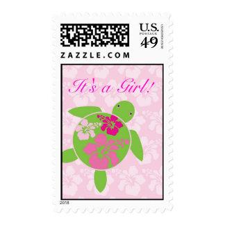 Hawaiian Honu US Postage Stamp