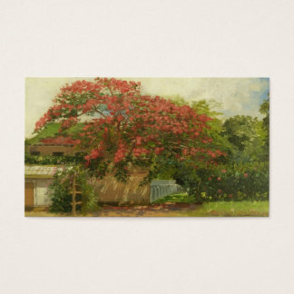 'Hawaiian House' (1901) Business Card