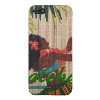 Hawaiian Hula Dance iPhone SE/5/5s Case