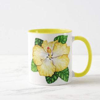 Hawaiian Hybrid Hibiscus Mug