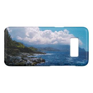 Hawaiian Island Tropical Storm Case-Mate Samsung Galaxy S8 Case