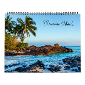 Hawaiian Islands Calendar