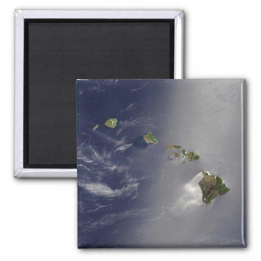 Hawaiian Islands Fridge Magnets