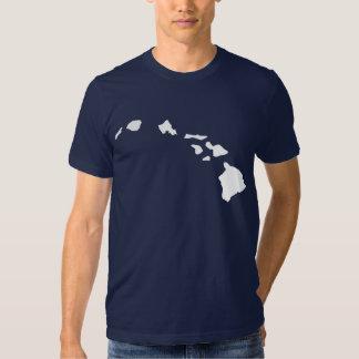 Hawaiian Islands T Shirts