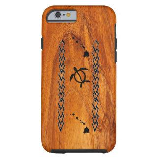 Hawaiian Kakau Tough iPhone 6 Case