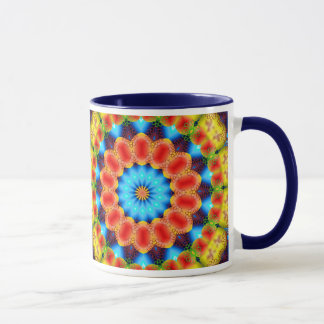 Hawaiian Kaleidoscope Series Mug