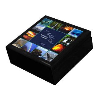 Hawaiian Keepsake Gift Box