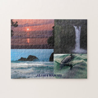 Hawaiian Landscape Collection Puzzle
