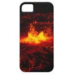 Hawaiian Lava Flow iPhone 5 Cases