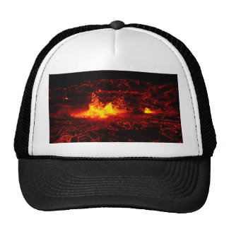 Hawaiian Lava Flow Trucker Hat