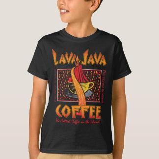 Hawaiian Lava Java Coffee T-Shirt