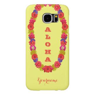Hawaiian Lei custom cases