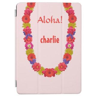 Hawaiian Lei custom monogram device covers