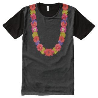 Hawaiian Lei custom t-shirt