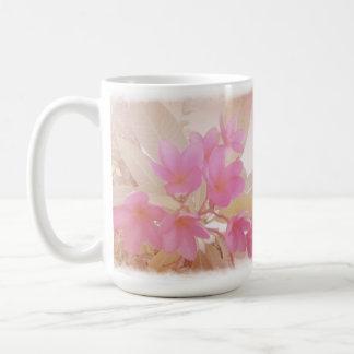 Hawaiian Lei flower cup
