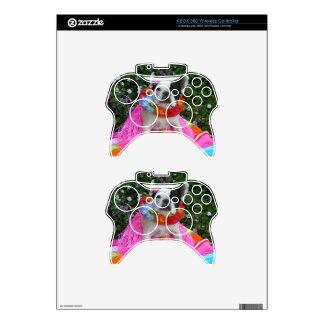 Hawaiian Midge Xbox 360 Controller Skin