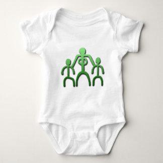Hawaiian Mother Petroglyph Infant Shirt