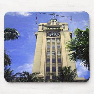Hawaiian Mousepad de la torre de la hawaiana Tapete De Ratón