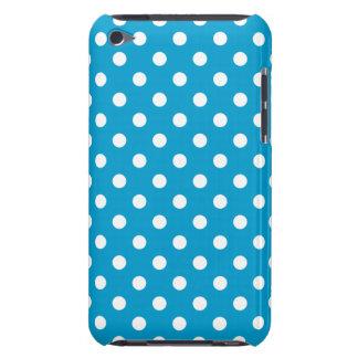 Hawaiian Ocean Blue Polka Dot iPod Touch G4 Case