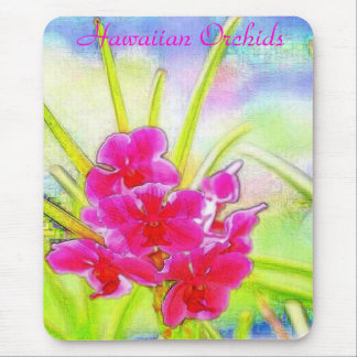 Hawaiian Orchids, mousepad
