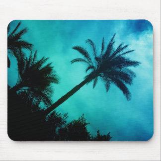 Hawaiian Palm Trees Mouse Pad