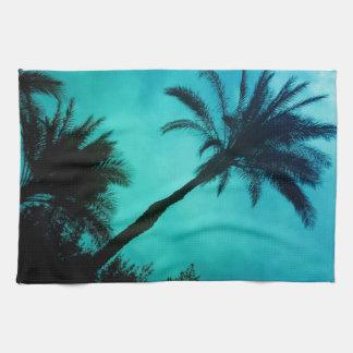 Hawaiian Palm Trees Towel