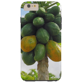 Hawaiian Papayas Tough iPhone 6 Plus Case