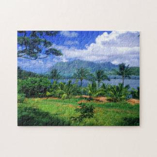 Hawaiian Paradise Jigsaw Puzzle