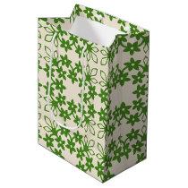 Hawaiian Pattern Gift Bag
