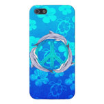 Hawaiian Peace Dolphins iPhone 5 Covers