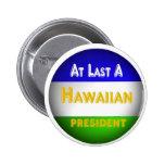 Hawaiian Pinback Buttons