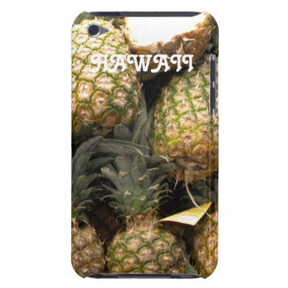 Hawaiian Pineapple Barely There iPod Case