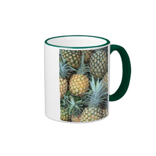 Hawaiian Pineapples Coffee Mug