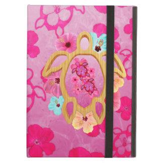 Hawaiian Pink Honu iPad Air Cases
