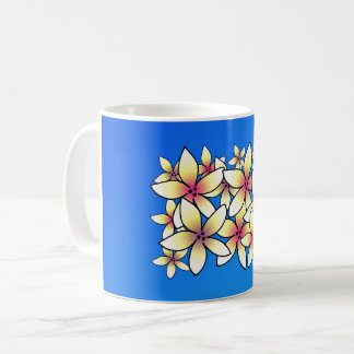 Hawaiian Plumeria Coffee Mug