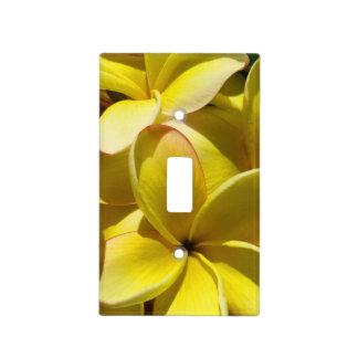 Hawaiian Plumeria Light Switch Cover