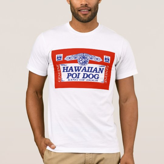 Hawaiian Poi Dog T-Shirt