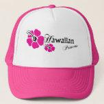 "Hawaiian Princess Trucker Hat<br><div class=""desc"">Island Princess</div>"