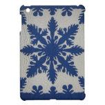 Hawaiian Quilt Blue Cover For The iPad Mini