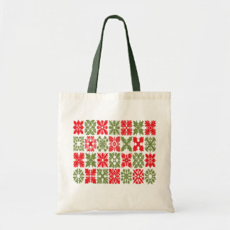 Hawaiian Quilt Christmas Bag