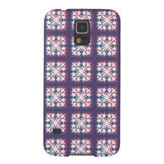 Hawaiian Quilt Pattern Electronics Case