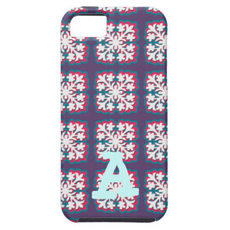 Hawaiian Quilt Pattern Electronics Case iPhone 5 Covers